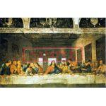 イタリア製 ポストカード 「最後の晩餐」