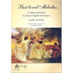 Best Loved Melodies Band 1 - 12 Beliebte Melodien in leichten Orgelbearbeitungen