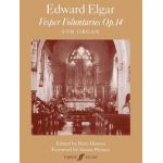 Elgar,E. エルガー Vesper Voluntaries, op. 14 晩課のヴォランタリー
