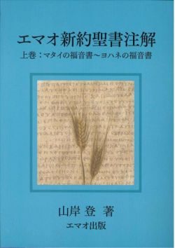 エマオ新約聖書注解 上巻:マタイの福音書~ヨハネの福音書