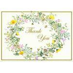 聖句入りグリーティングカード CD-276 「Thank You」