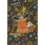 クリスマスカード AX280-32