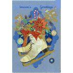 クリスマスカード AX280-31
