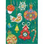 クリスマスカード(同絵柄5枚セット) S200-132