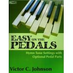 Easy on the Pedals: Hymn Tune Settings with Optional Pedal Parts <オルガン曲集>