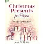Christmas Presents for Organ オルガンのためのクリスマス・プレゼント