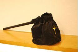 教会献金袋