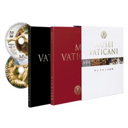 ヴァチカン美術館 (DVD2枚組+公認図録)