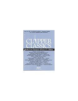 (ハンドベル楽譜)Clapper Classics 2オクターブ