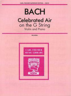 Bach,J.S., Celebrated Air on the G String, BWV 1068 <ヴァイオリン>