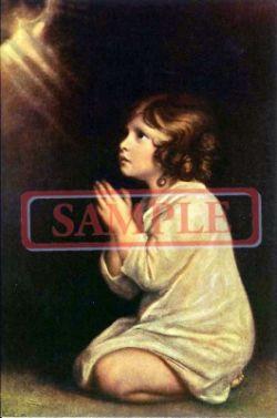 イタリア製 ポストカード 「サムエル」