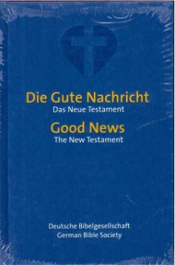 ドイツ語/英語 新約聖書 現代訳 2563